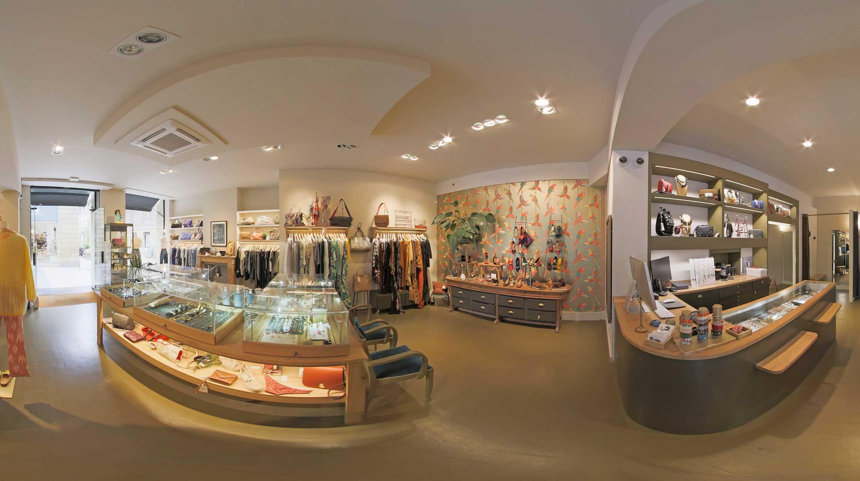 Visites Virtuelles google de la boutique nous les libellules à Bordeaux