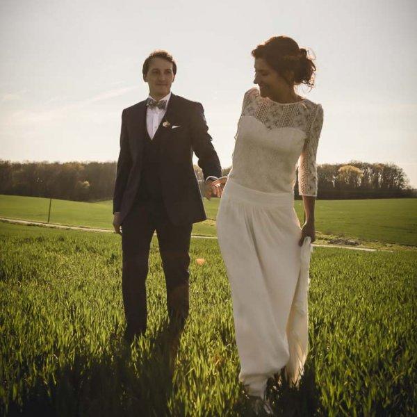 Photographe de mariage Bordeaux avis Je veux voir du rêve et de l'émotion sur chacun de mes mariages