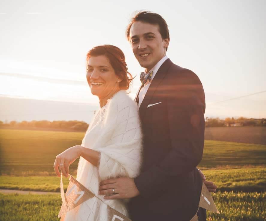 Christophe Boury Photographe sur Bordeaux de mariage