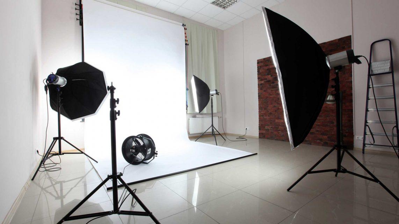 formations photo en studio