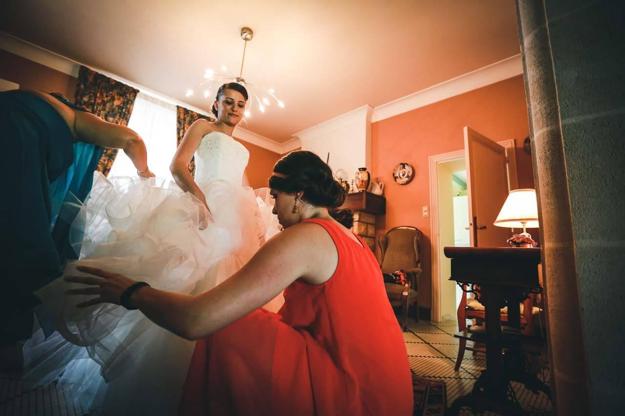 Fanny et Martin un mariage aux anges !