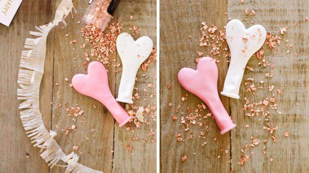 Ballon coeur découvrezlesmeilleuresidées