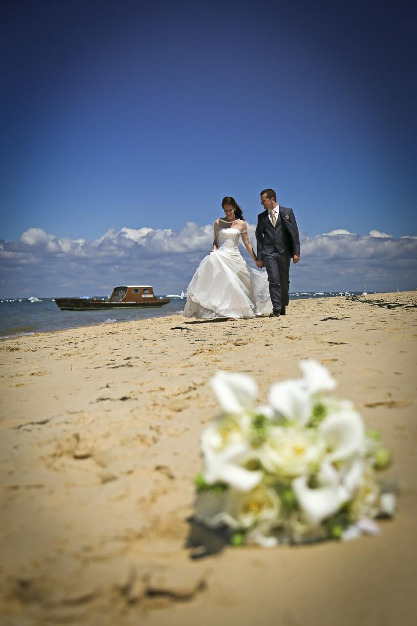 Pauline et Christopher Artiste photographe de mariage à Bordeaux