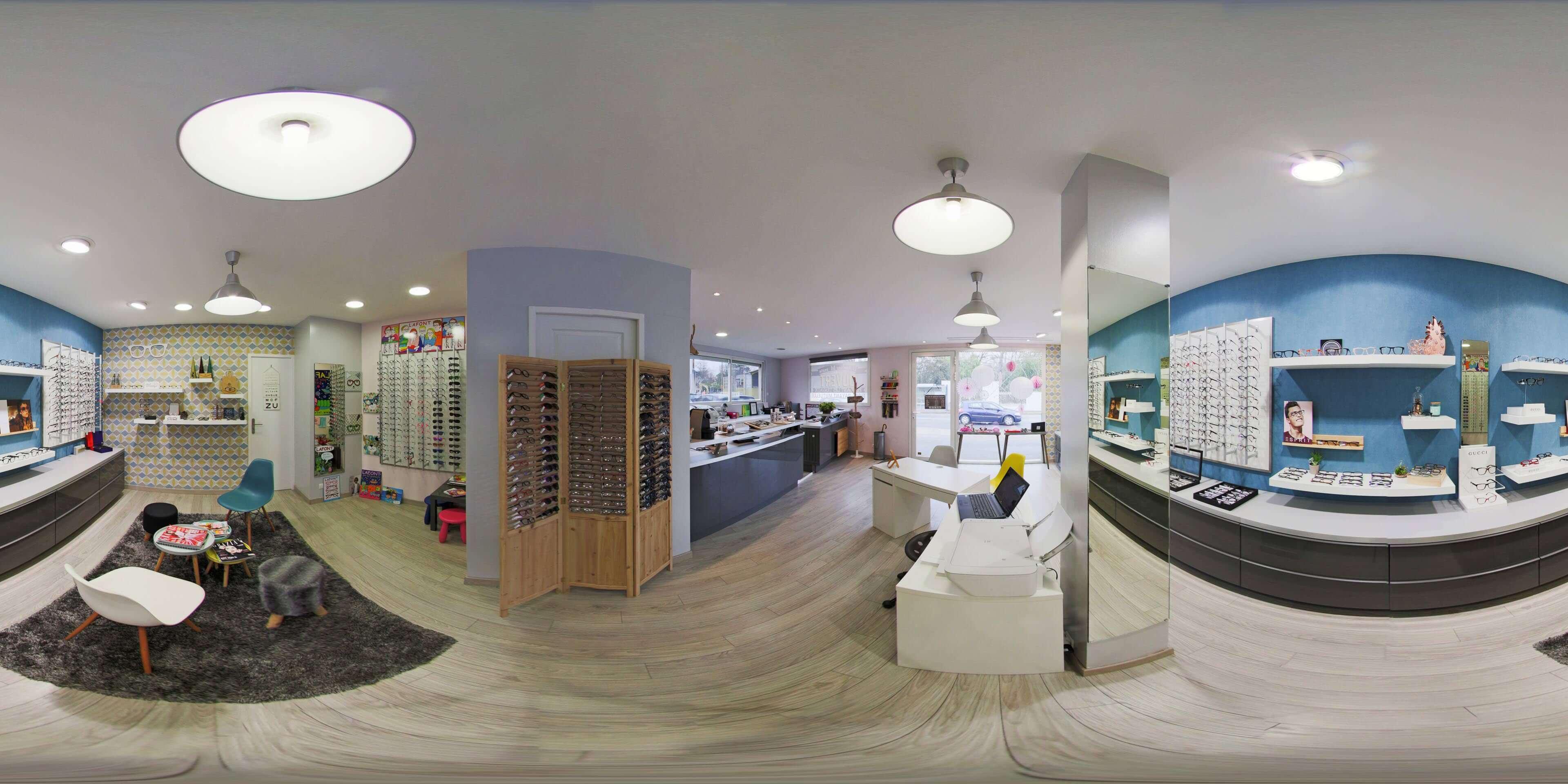 visite virtuelle google Atelier-M
