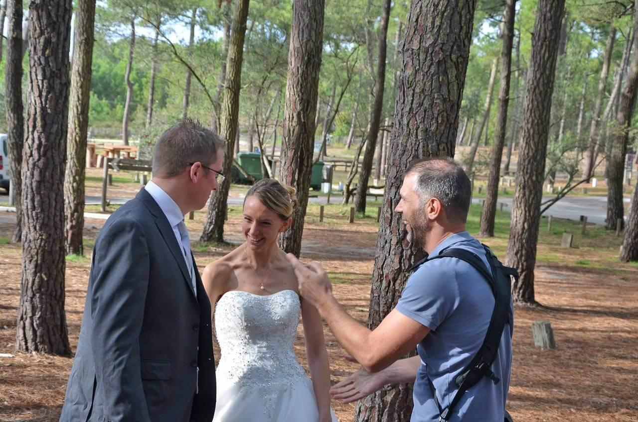 photographe mariage bordeaux avis des clients humour