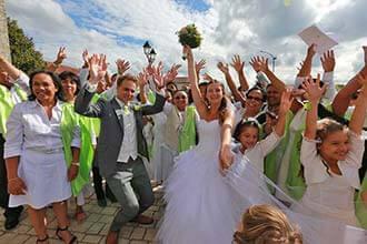 6 ASTUCES POUR QUE VOS INVITÉS S'ENTENDENT BIEN LORS DE VOTRE MARIAGE