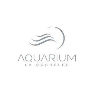 logo aquarium de la rochelle France La Rochelle pour formation photo