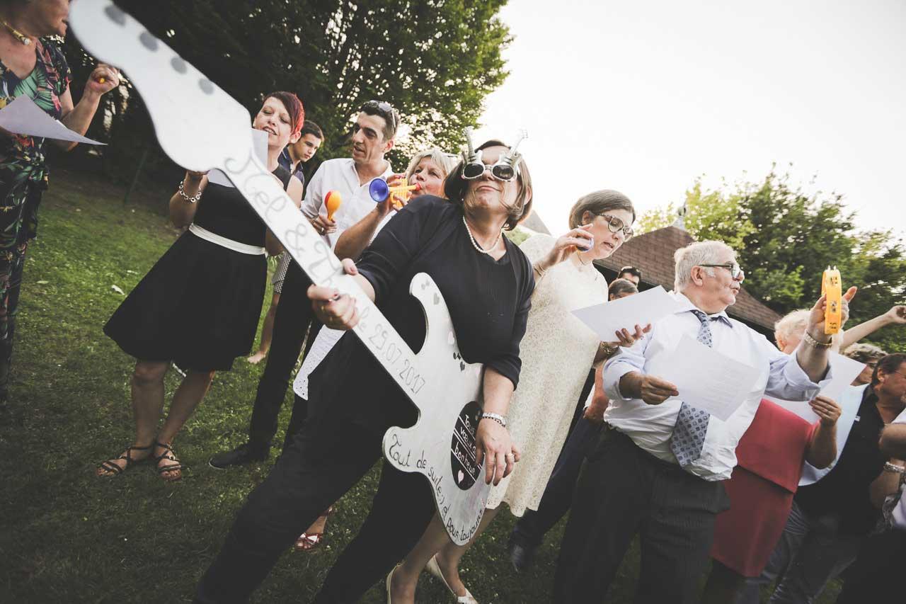 Photographe de mariage pessac Lacanau CB chanson des témoins