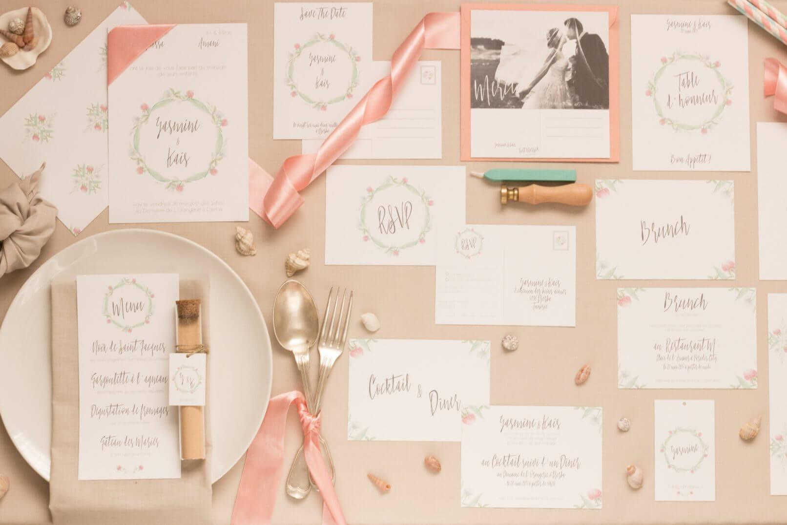 Papeterie-Mariage-Collection-bohème-pour-de-délicates-invitations-mariage_Make-My-Wed_collection-faire-part-mariage_christophe_boury_www.photographe-33.fr_faire-part_de_mariage