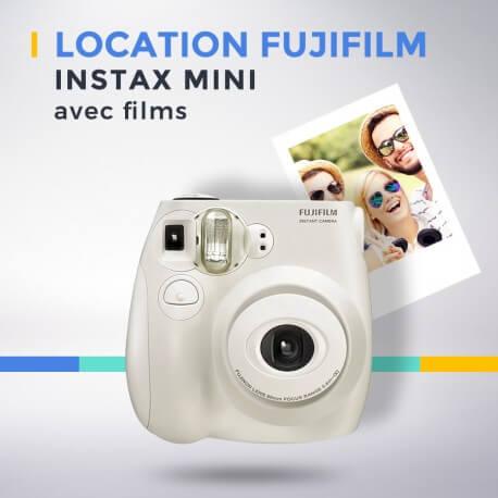 pack-location Polaroid-fujifilm-mini-photos pour mariage