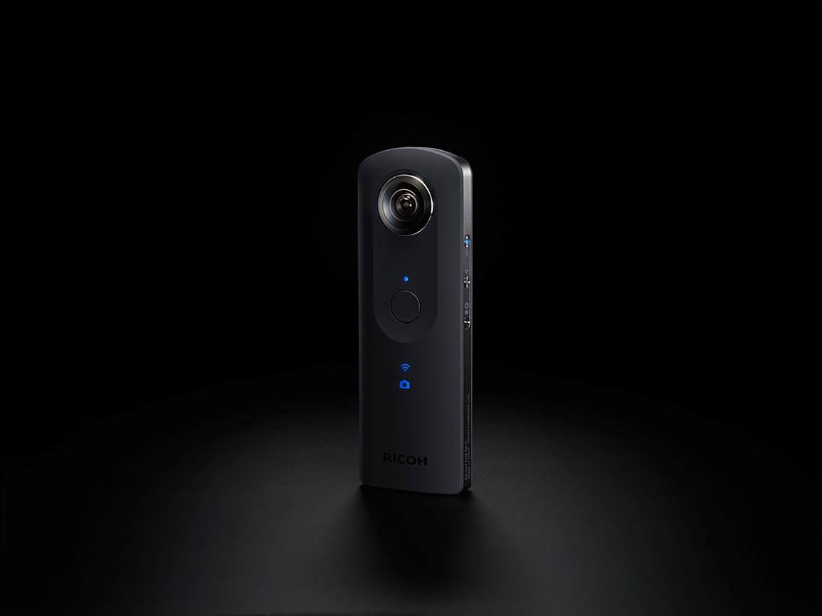 Louer une caméra 360° une Theta S pour photos à 360°