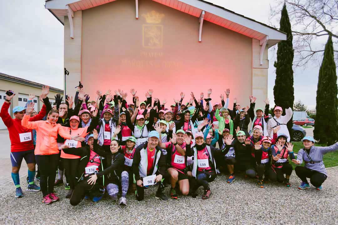 Run marquis run - Le trail nocturne caritatif