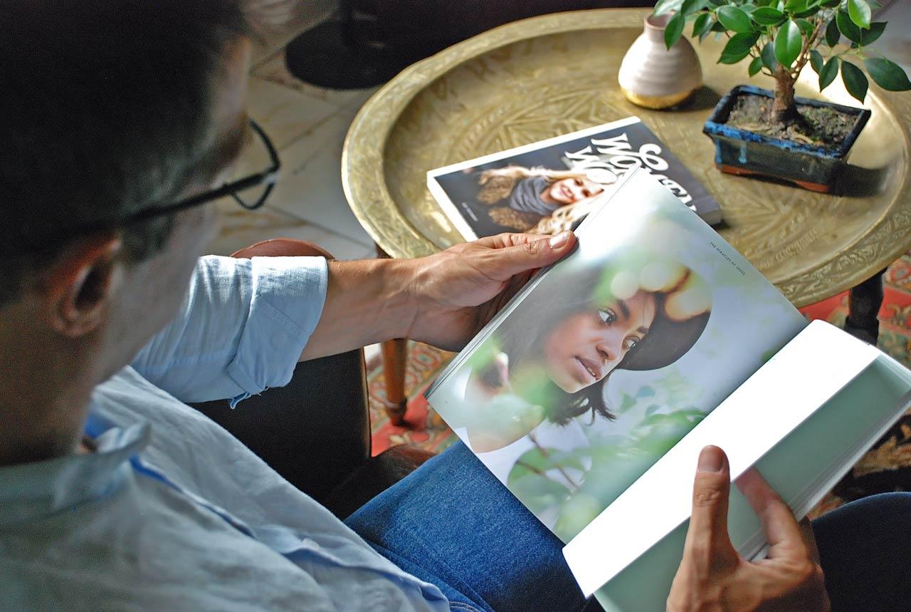 Formation photo pour un éditeur de livre.