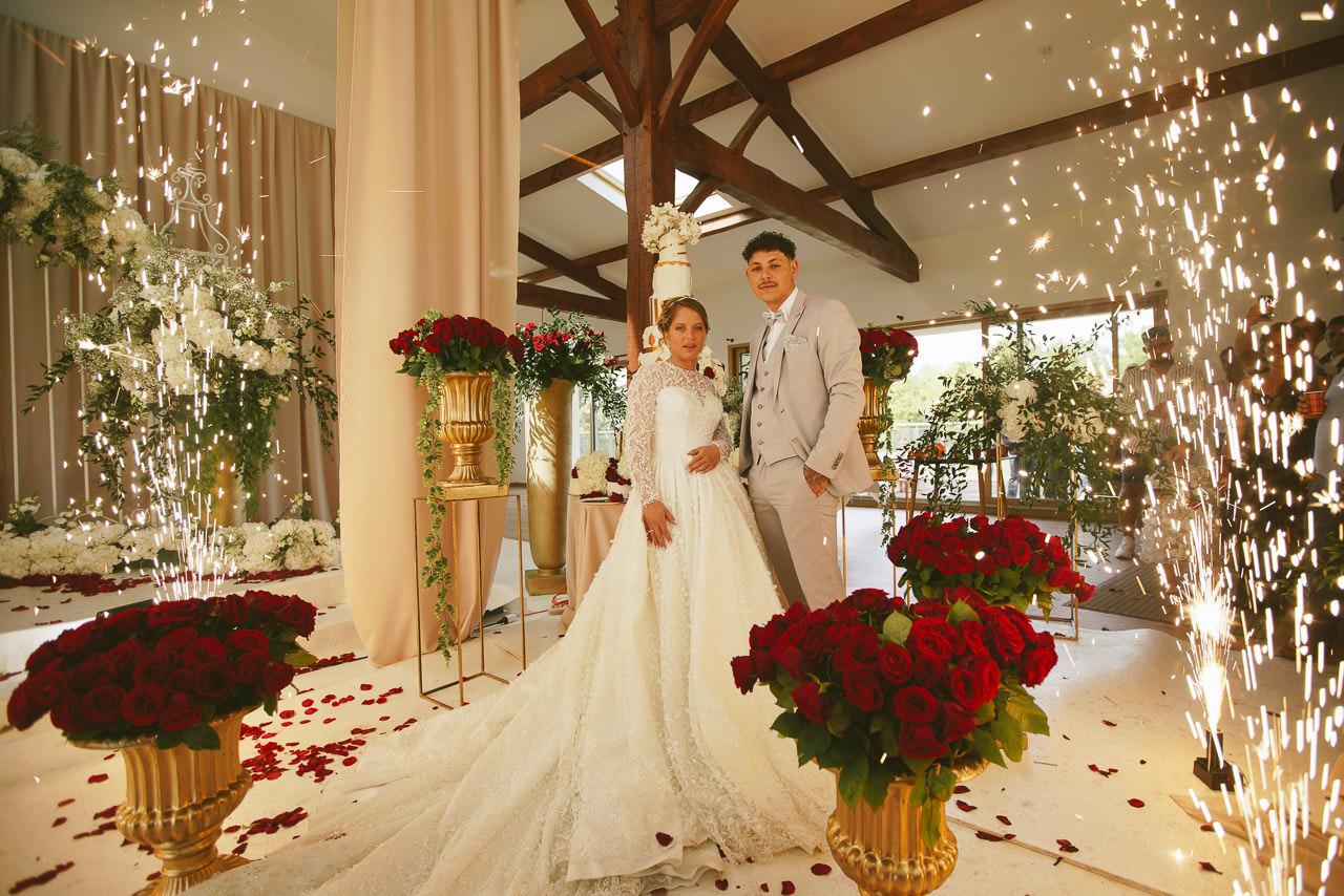 Photographe de mariage gens du voyage, gitan.